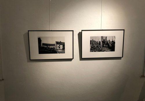 Ausstellung Eddie Bonesire